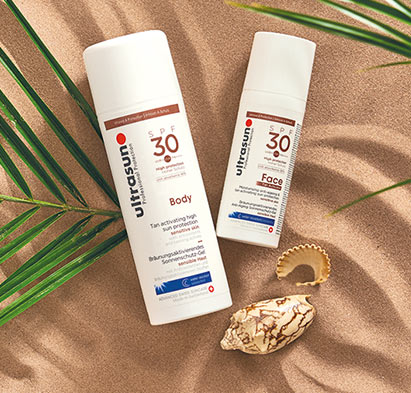Ultrasun Tan Activators