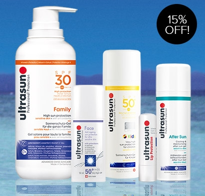 Save on Ultrasun%