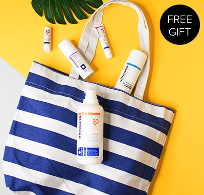 Ultrasun Beach Bag Gift
