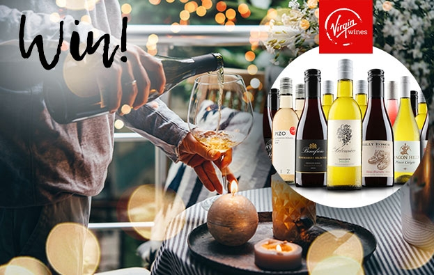 Win Virgin Wines Selection Box