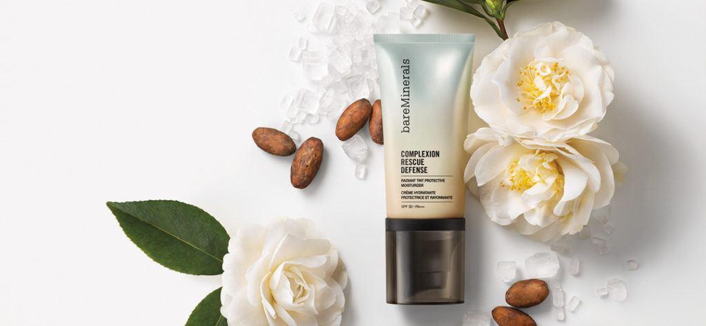face moisturiser with spf from bareminerals