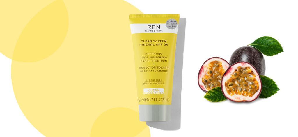 ren mineral face sunscreen