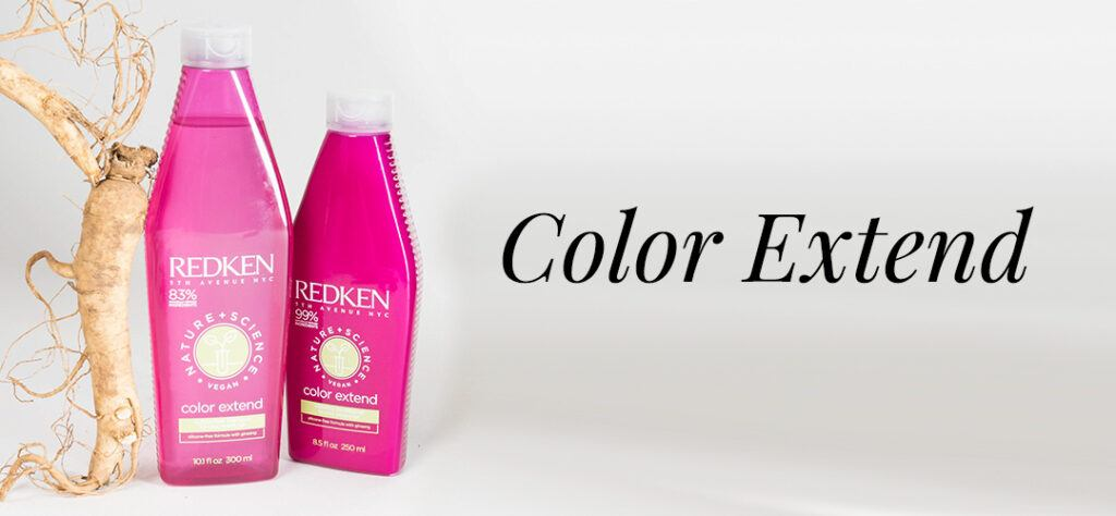 redken nature + science shampoo and conditioner