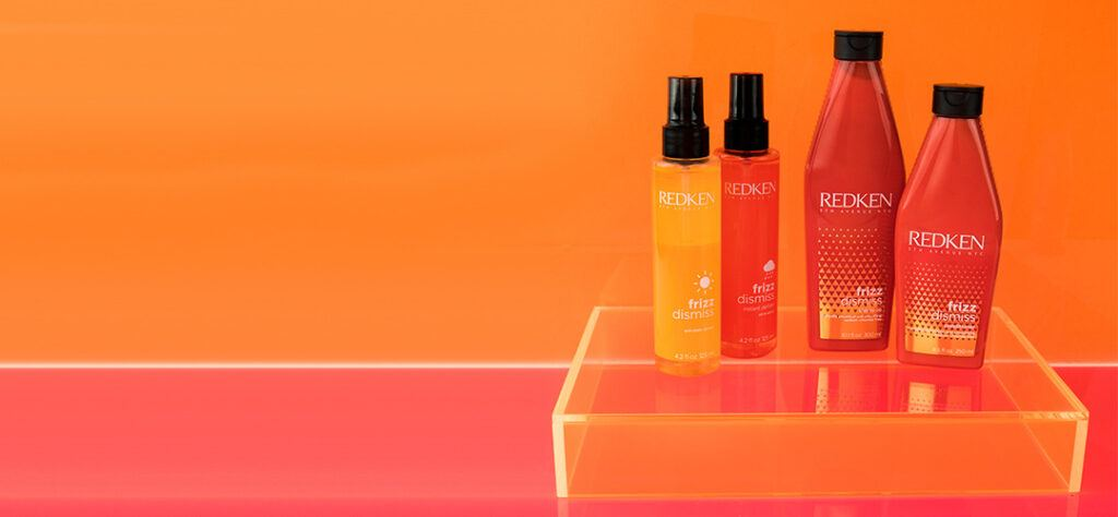 redken products for frizzy hair